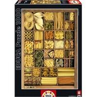 Educa 1000 Parça Puzzle Pasta Basta Iıı