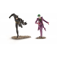 Schleich Batman vs Joker Set