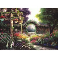 Anatolian Çiçek Bahçeleri - 1000 Parça Puzzle