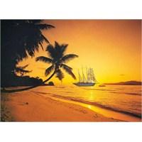 Clementoni Seychelles Sunset - 1000 Parça Puzzle