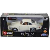 Burago Porsche 356B Coupe (Bej)