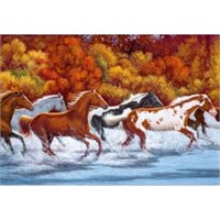 Clementoni Puzzle Splashes of Colours (1500 Parça)