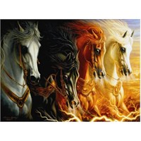 Anatolian Mahşerin Dört Atı / The Four Horses Of The Apocalypse Sharlene
