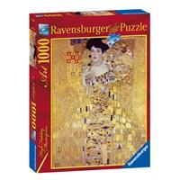 Ravesburger 1000 Parça Puzzle Gustav Klimt Adele Bloch