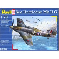 Revell 1:72 Uçak Maket Seti M.Set Sea Hurricane Mkıı