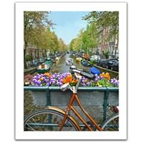 Pintoo Amsterdam - 500 Parça Plastik Puzzle