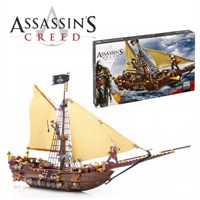 Assassin's Creed Gunboat Takeover Collector Set