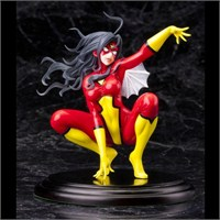 Marvel Spider Woman Bishoujo Pvc Statue 1/7