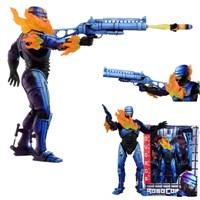 Robocop Vs. The Terminator Fire-Damaged Robocop Figure