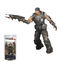 Gears Of War: Marcus Fenix Action Figure Series 1