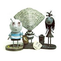 Tim Burton Pvc Set #3 Oyster Boy