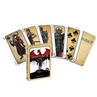 Dragon Age Playing Cards Dragon Age Oyun Kartları