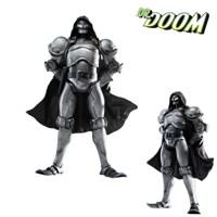 Marvel: Doctor Doom 1/6 Scale Classic Figure