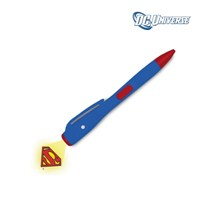 Dc Universe: Superman Pen With Light Işıklı Kalem