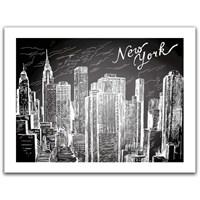 Pintoo New York - 300 Parça Plastik Puzzle