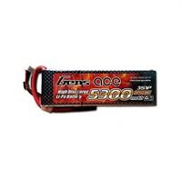 Gens Ace 5300Mah 30C 11.1V 3S1p Lipo Batarya