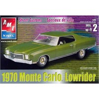 1970 Chevy Monte Carlo Lowrider 1/25