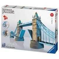 Tower Bridge ( 216 Parça 3D Puzzle)