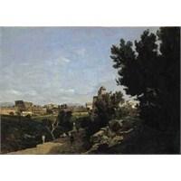 Le Colisee A Rome, Harpignies (2000 Parça Puzzle)