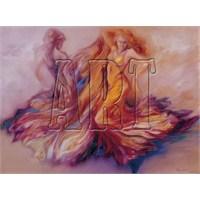 Art Puzzle Dans Eden Kızlar (500 Parça)
