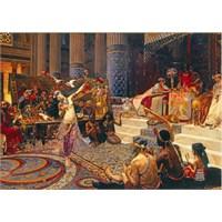 Gold Puzzle Salome'nin Kral Herod Önünde Dansı (1000 Parça)