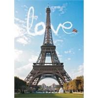 Gold Puzzle Pariste Aşk (1000 Parça)