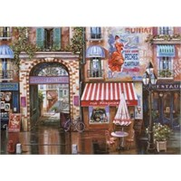 KS Games Puzzle Passage Fontaine Mark (2000 Parça)