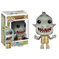 Funko The Boxtrolls Fish POP