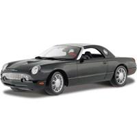 Maisto Ford Thunderbird 2002 Model Araba 1:18 Special Edition Siyah