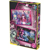 Kırkpabuc Monster High Doll Puzzle Puzzle