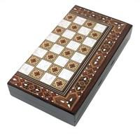 Star Antik Mozaik Piramit Tavla - Mini Boy