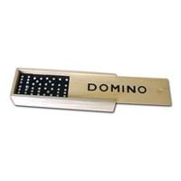 Star Domino Oyunu - Ahşap Saklama Kaplı