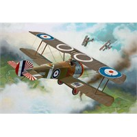 Revell 64111 Model Set Sopwith Camel Uçak Maketi