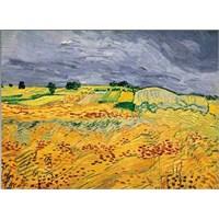 Ricordi Puzzle The Fields,Van Gogh (1000 Parça)