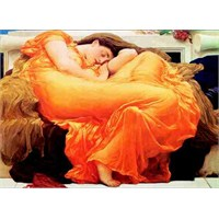 Ricordi Puzzle Flaming June (1000 Parça)