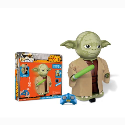 Bladez Toyz Star Wars Yoda Uzaktan Kumandalı Şişme Robot