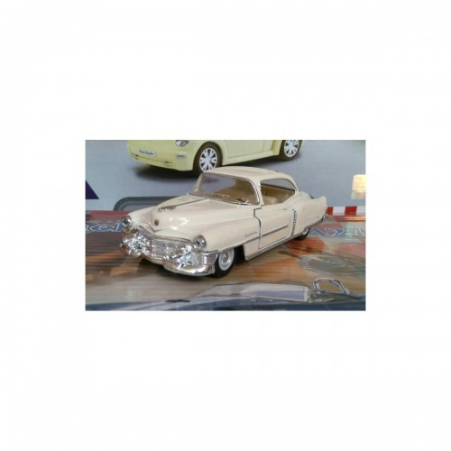 Welly Cadillac Eldorado  1953 Metal Araba Krem