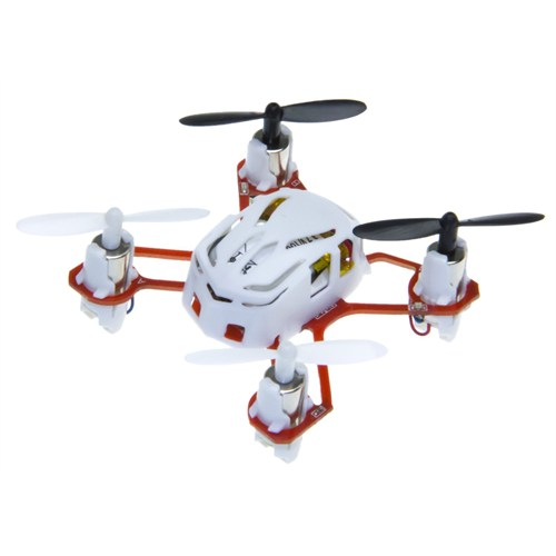 Revell RC Nano Quad white/red