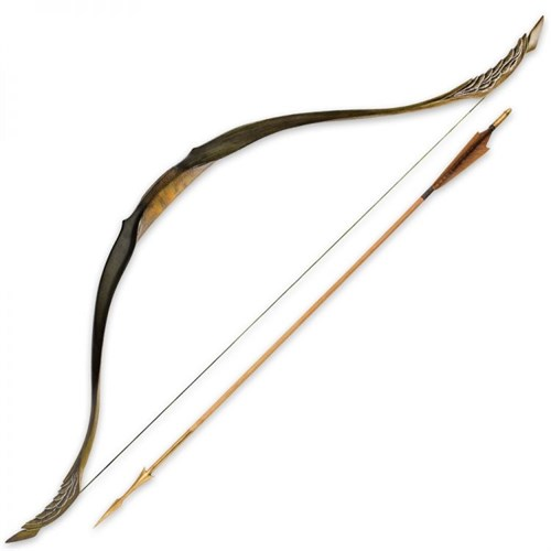 United Cutlery Hobbit Short Bow Of Legolas Greenleaf