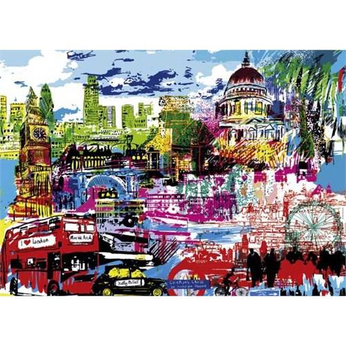 Heye I Love London! (1000 Parça)