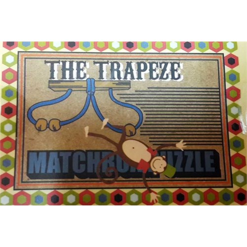 Professor Puzzle The Trapeze