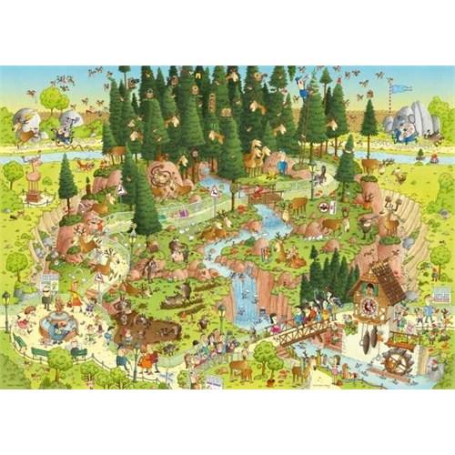 Heye Black Forest Habitat (1000 Parça)