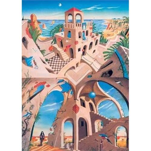 Ks Games Puzzle Mirage - Norbert Lösche (2000 Parça)