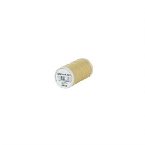 Coats Duet 100 Metre Sarı Dikiş İpliği - 4650