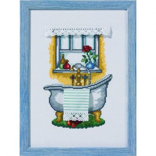 Permin 20X28 Banyo Temalı Etamin Kiti - 921155