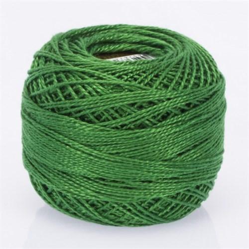 Ören Bayan Koton Perle No:8 Yeşil El Nakış İpliği - 674