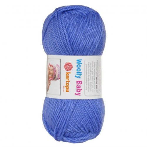 Kartopu Woolly Baby Toz Turuncu Bebek Yünü - K535