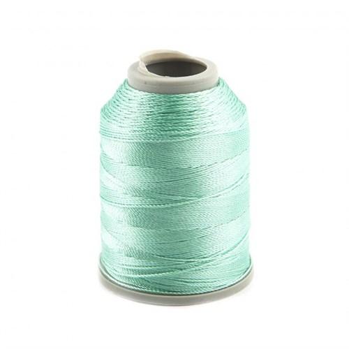 Kartopu Yeşil Polyester Dantel İpliği - Kp361