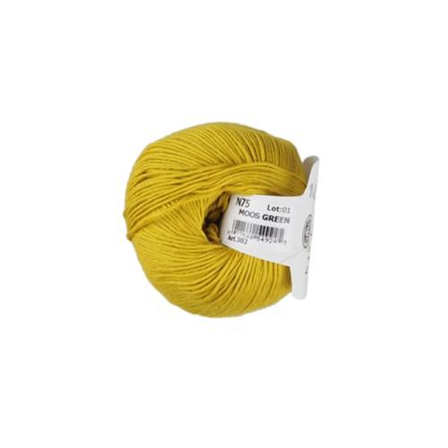 Dmc Natura Limon Yeşili El Örgü İpi - N75