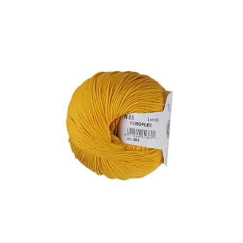 Dmc Natura Hardal Sarısı El Örgü İpi - N85